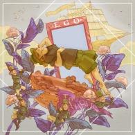 Jamila - cover album EGO
